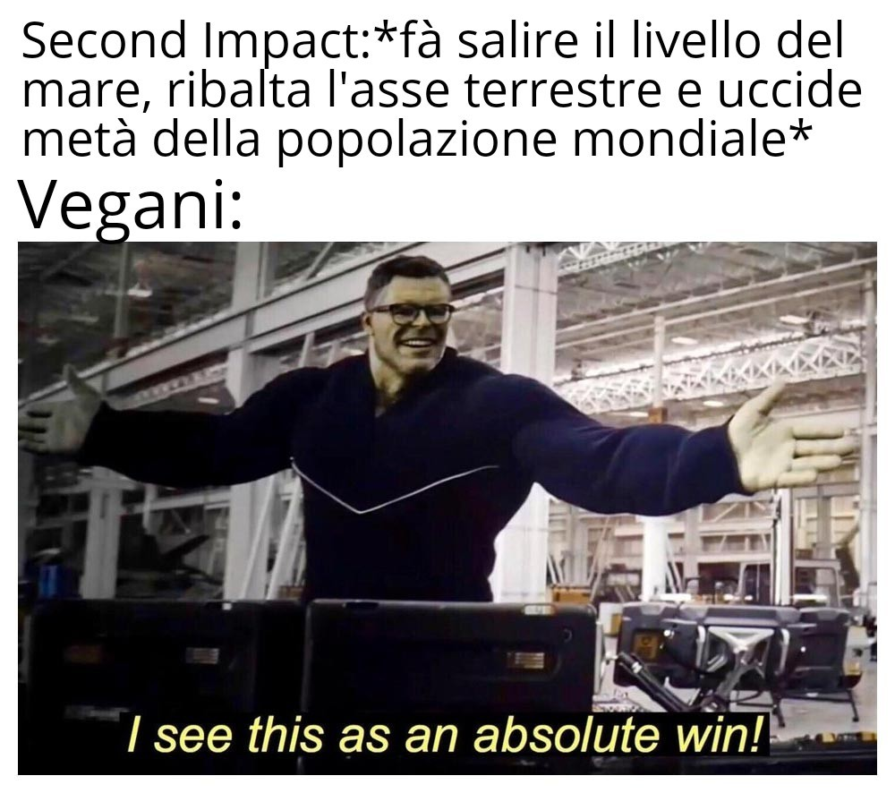 Non vi preoccupate, la smetto con i meme su Evangelion
