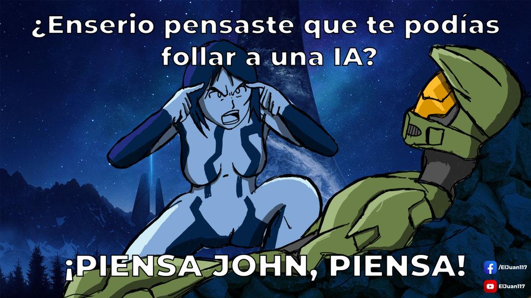¡Piensa John, Piensa! - meme