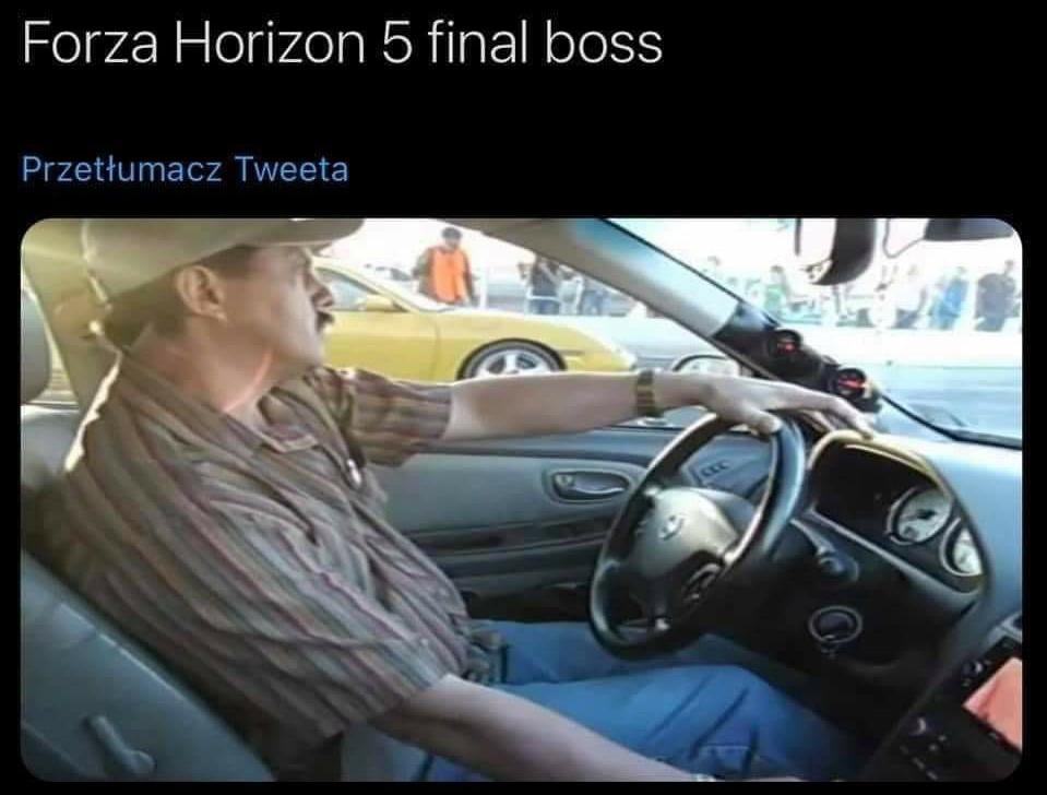 YT: Nissan Maxima 3.5 turbo vs Porsche turbo - meme