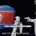 North Korea will rule the world ,nuke them all