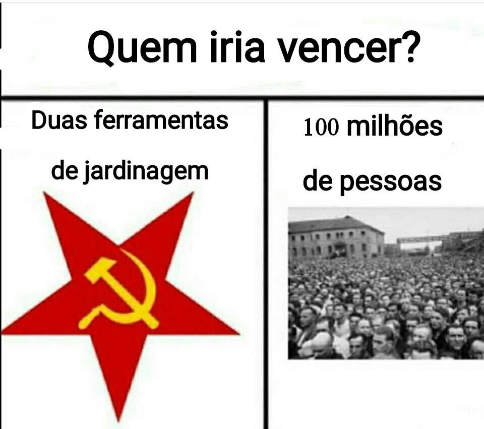 Piadocas comunisto - meme