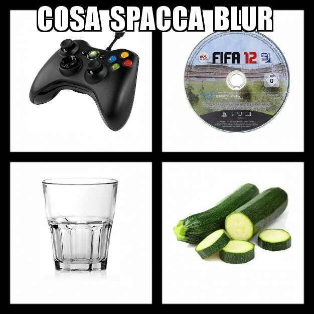 Blur - meme
