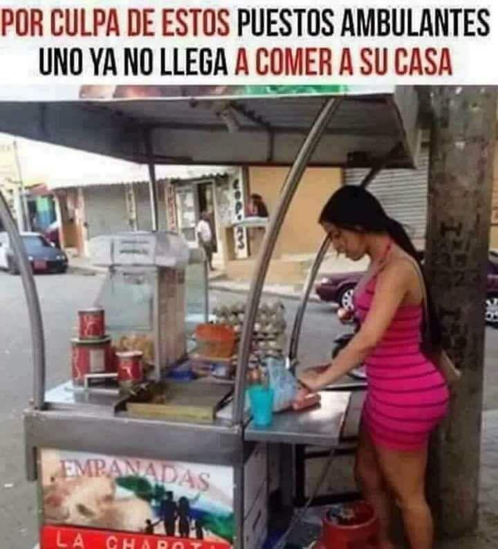 Empanadas - meme
