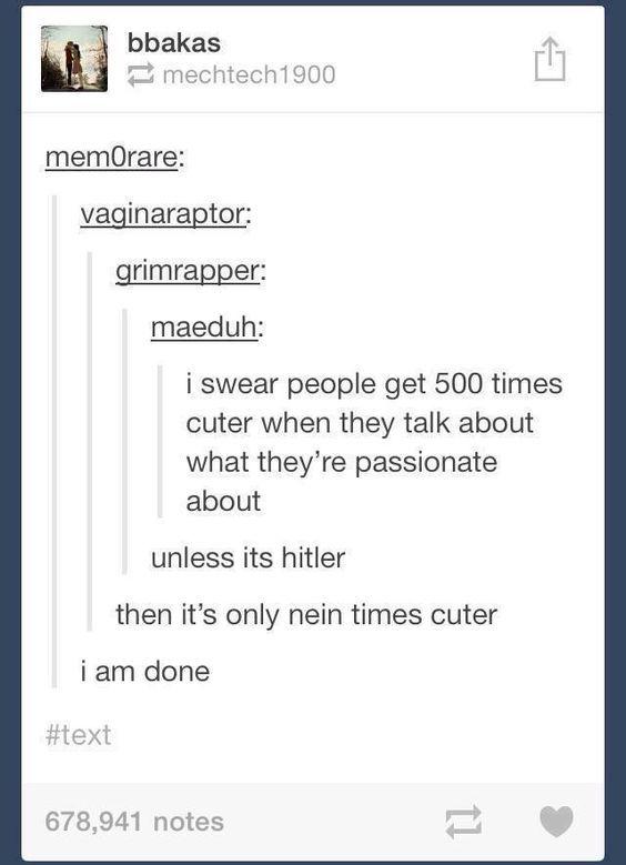 nein times cuter - meme