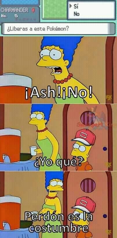 Este Ash - meme