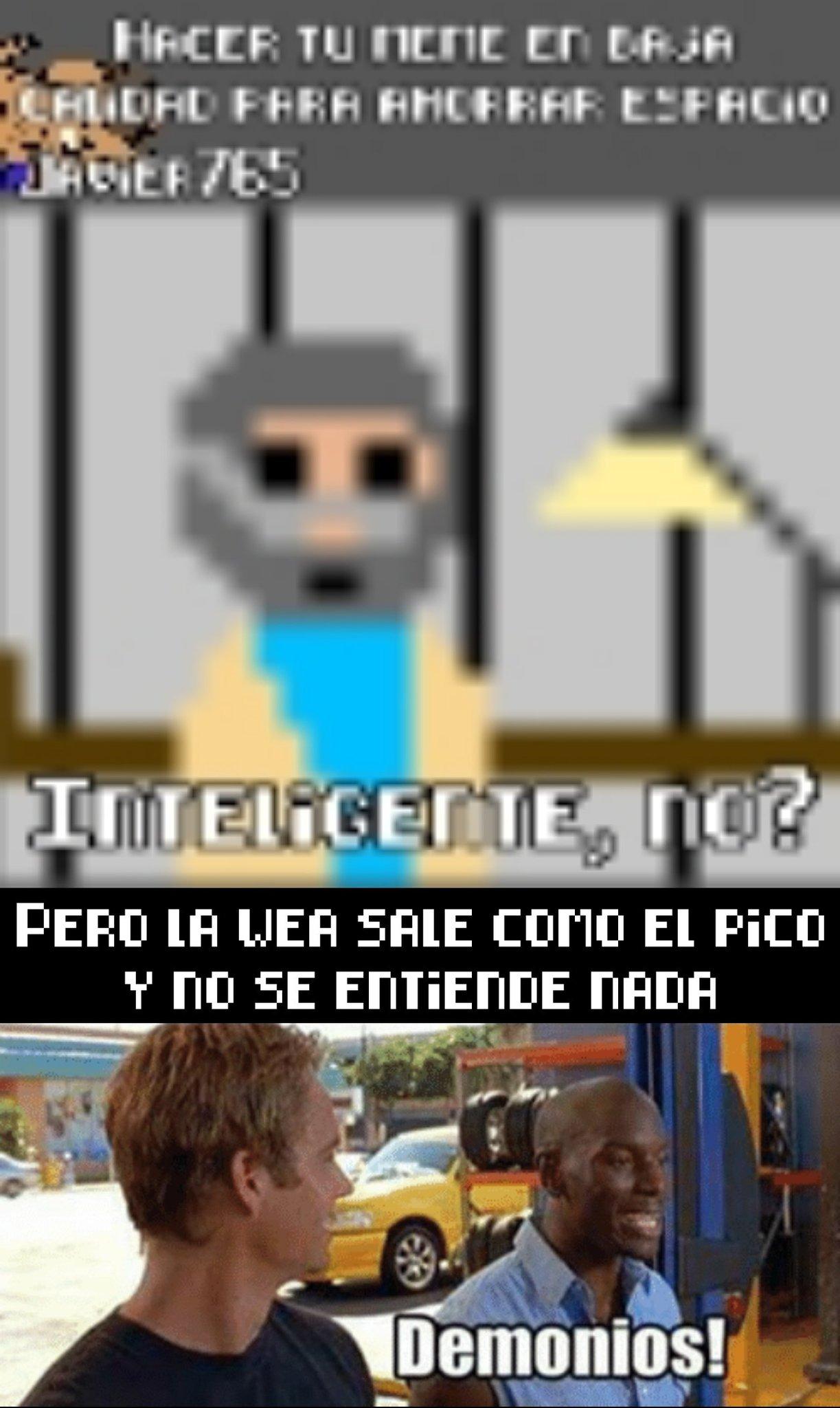 Voy contigo Pipo - meme