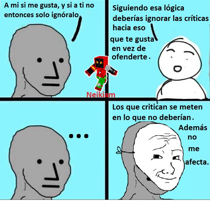 Skin de Minecraft con bandera de España :grin: - meme