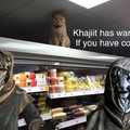 Khajiit is all