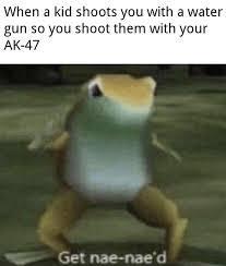 nae nae - meme