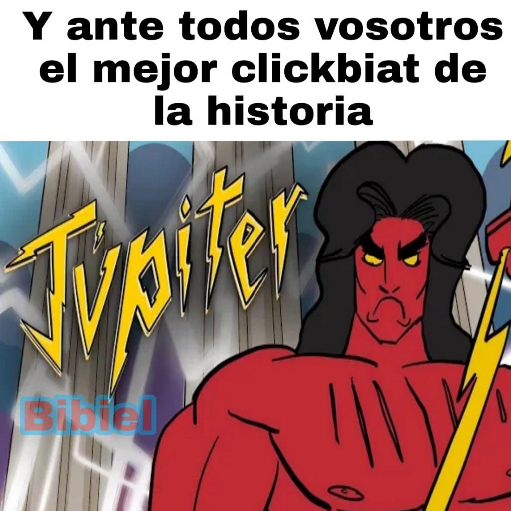 JUPITER - meme