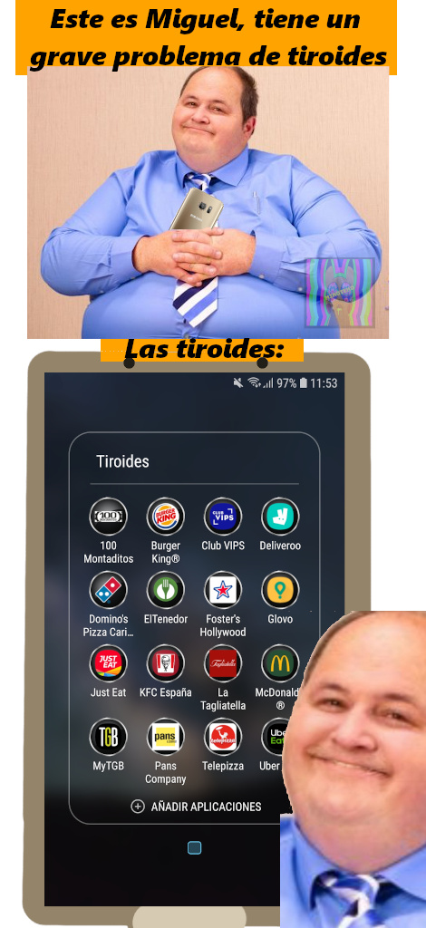 Diagnosticado por un médico cualificado - meme