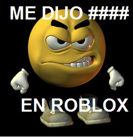 me dijo #### en roblox - meme
