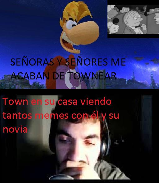 Town xD - meme
