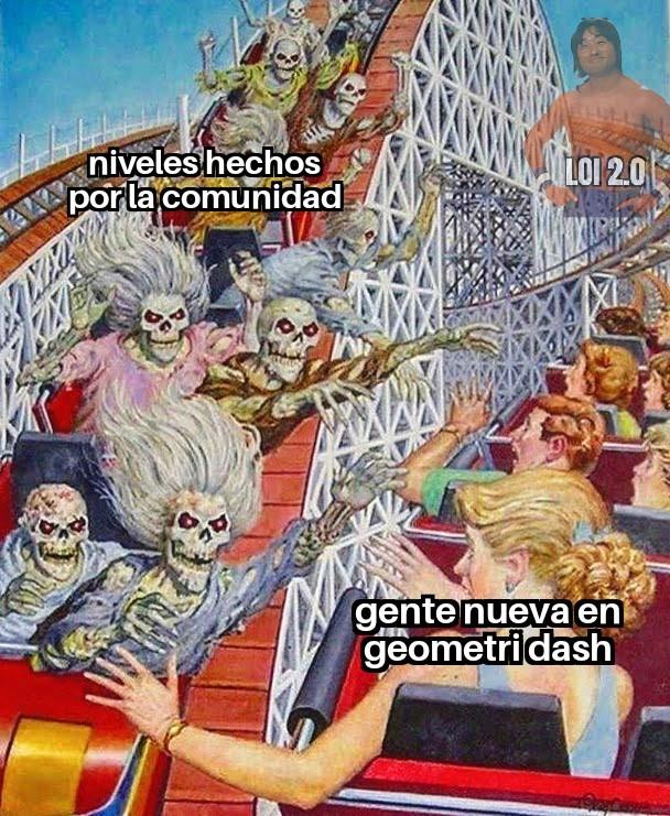 EEYY TAMO' DE VUELTA - meme
