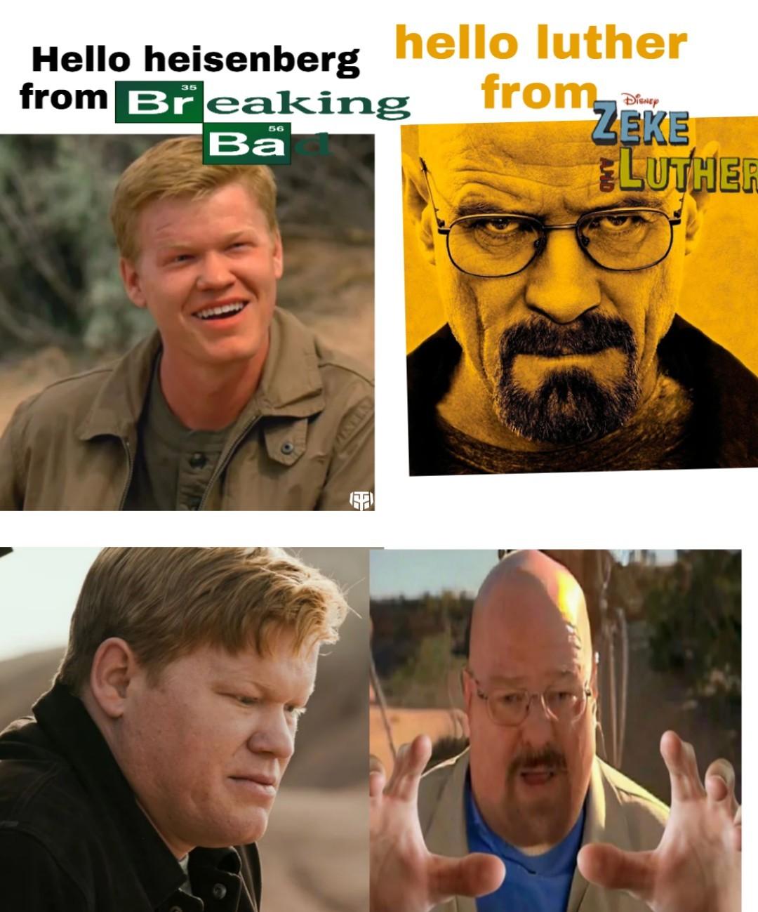 The camino - meme