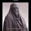 Une des 47 femmes de Daesh