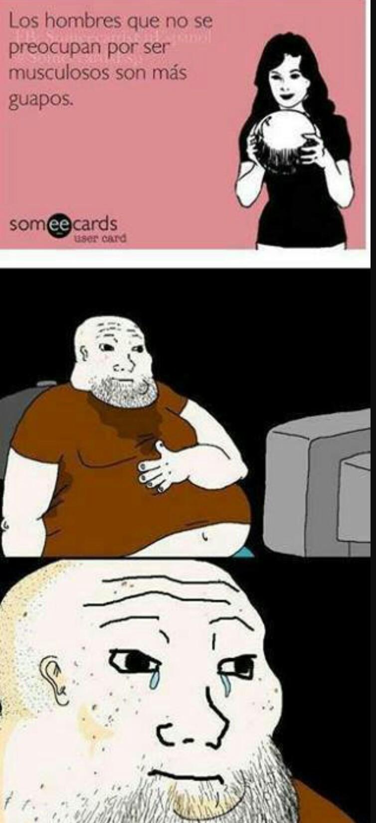 :> - meme