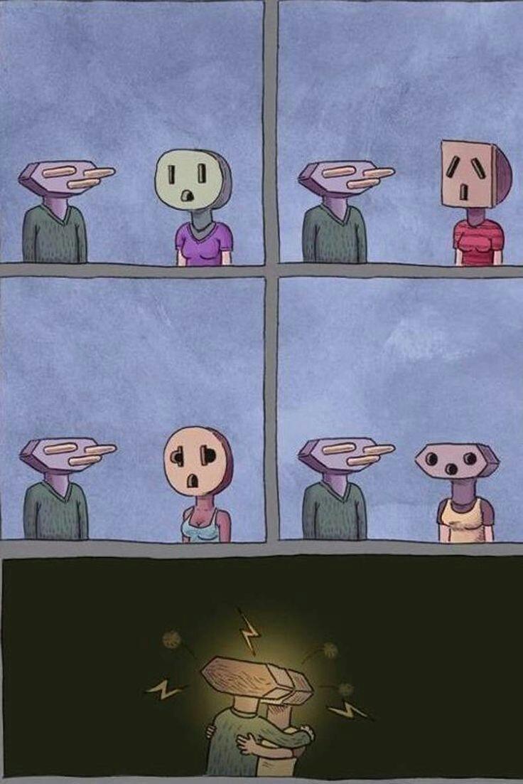 Histoire d'amour - meme