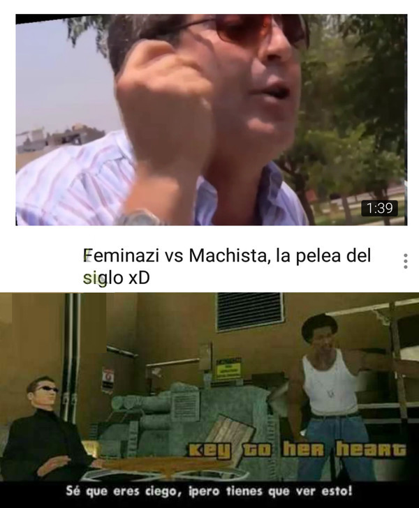 La batalla legendaria - meme