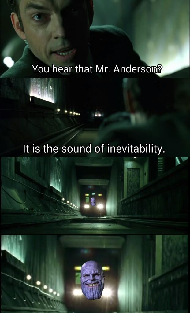 You are a slave, Neo. - meme