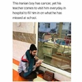 Iranians are good people