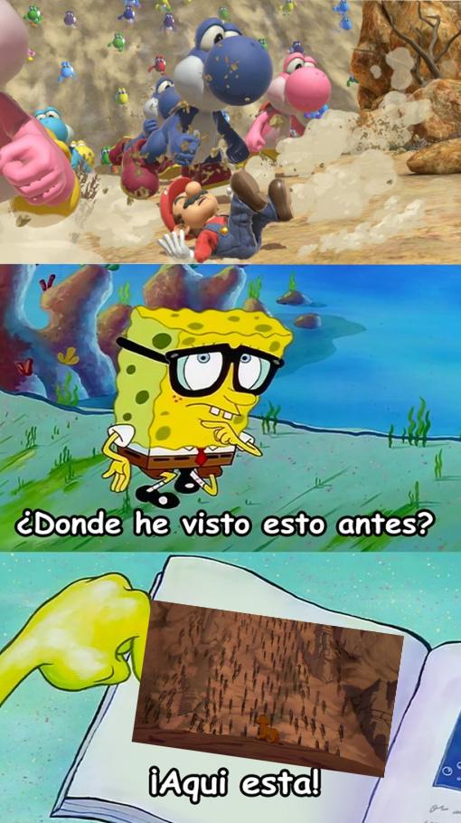 Que Viva El Rey - meme