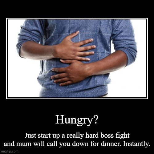 Hungry? Here's a trick - meme