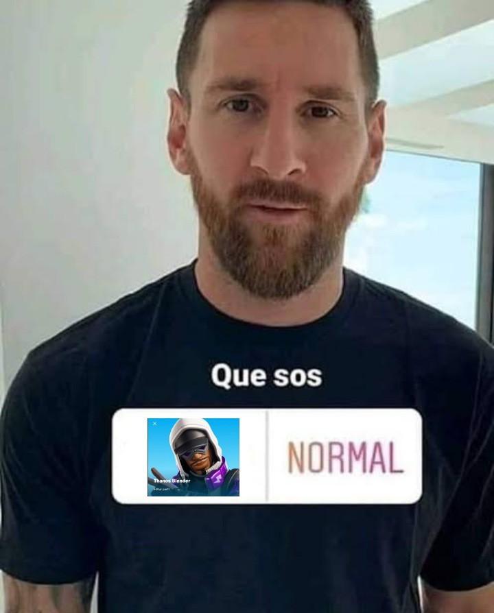 Normal :son: - meme