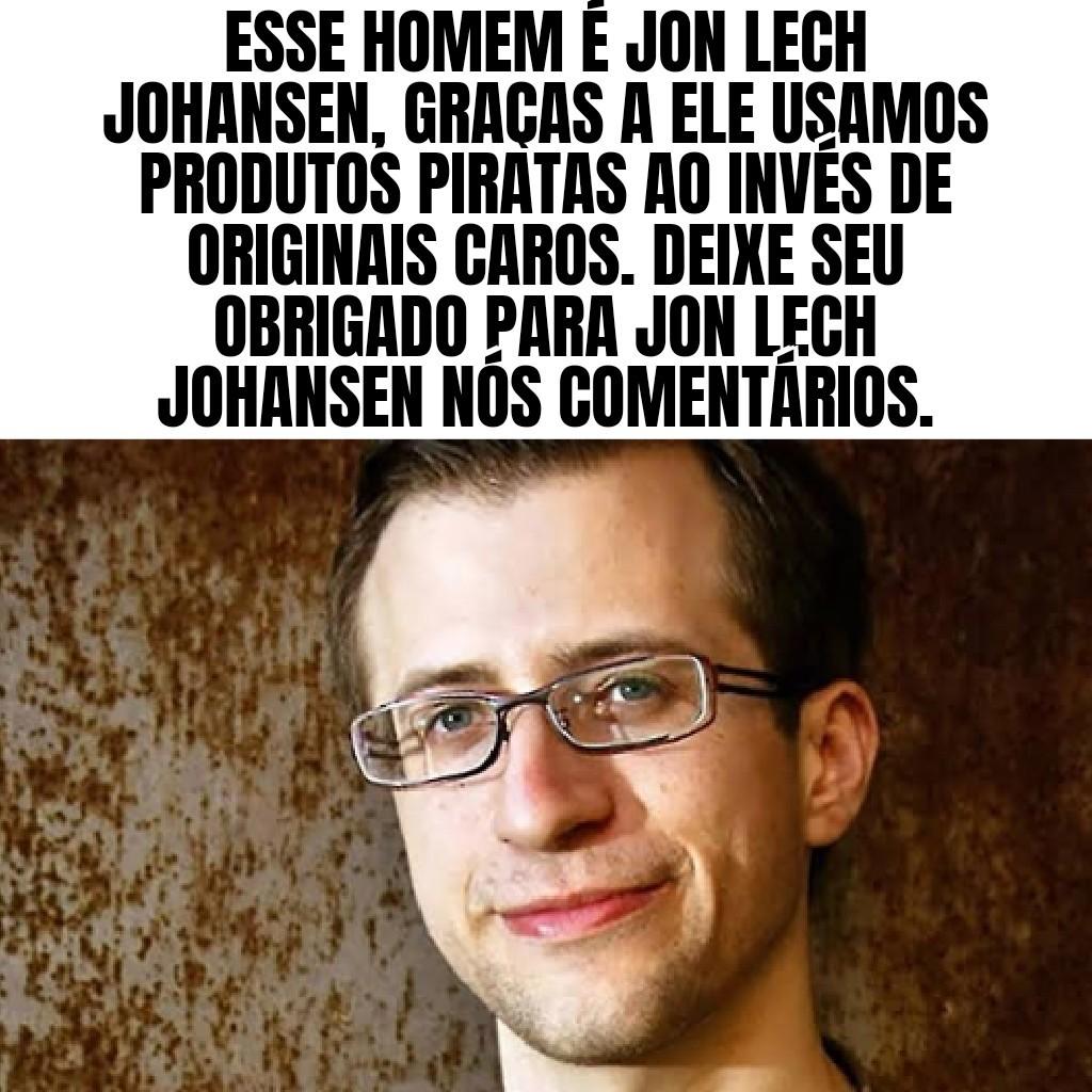 O Rei dos Piratas - meme