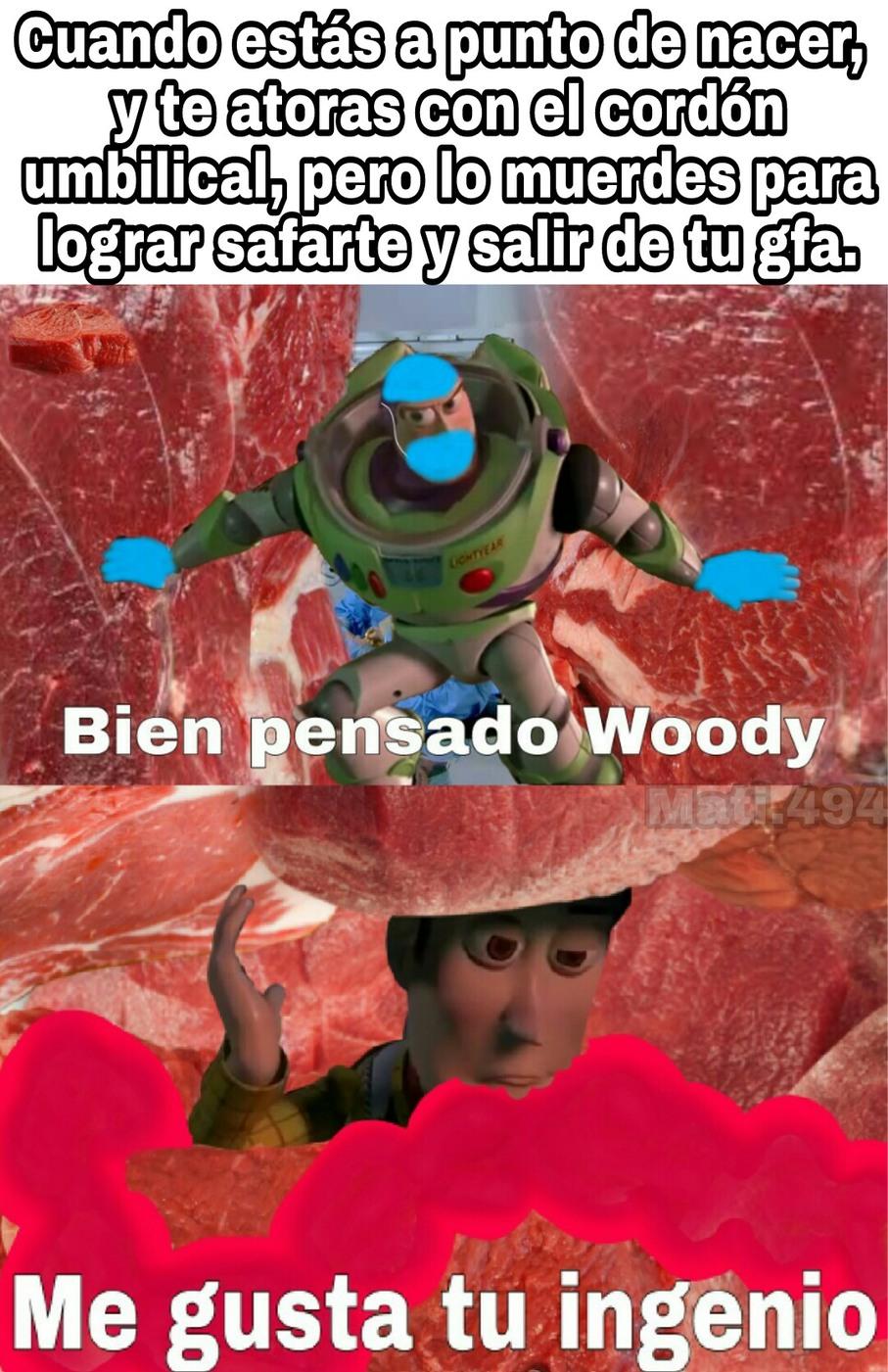 Meme original, espero les guste :)