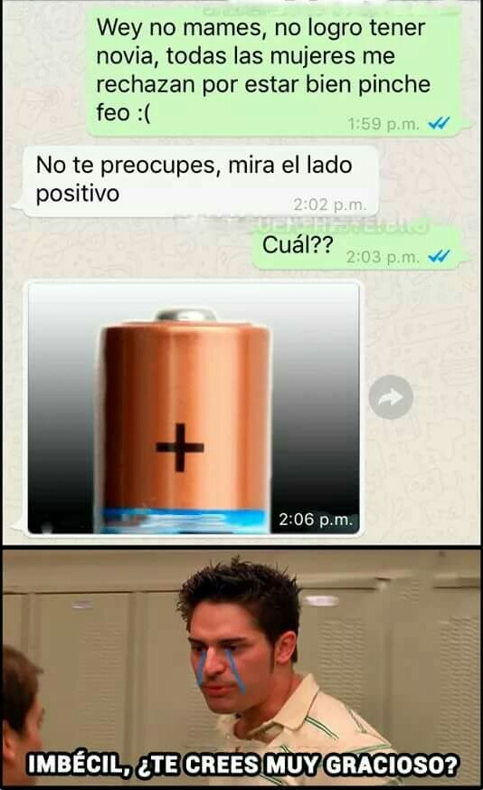 "Triste Historia :""v - meme"