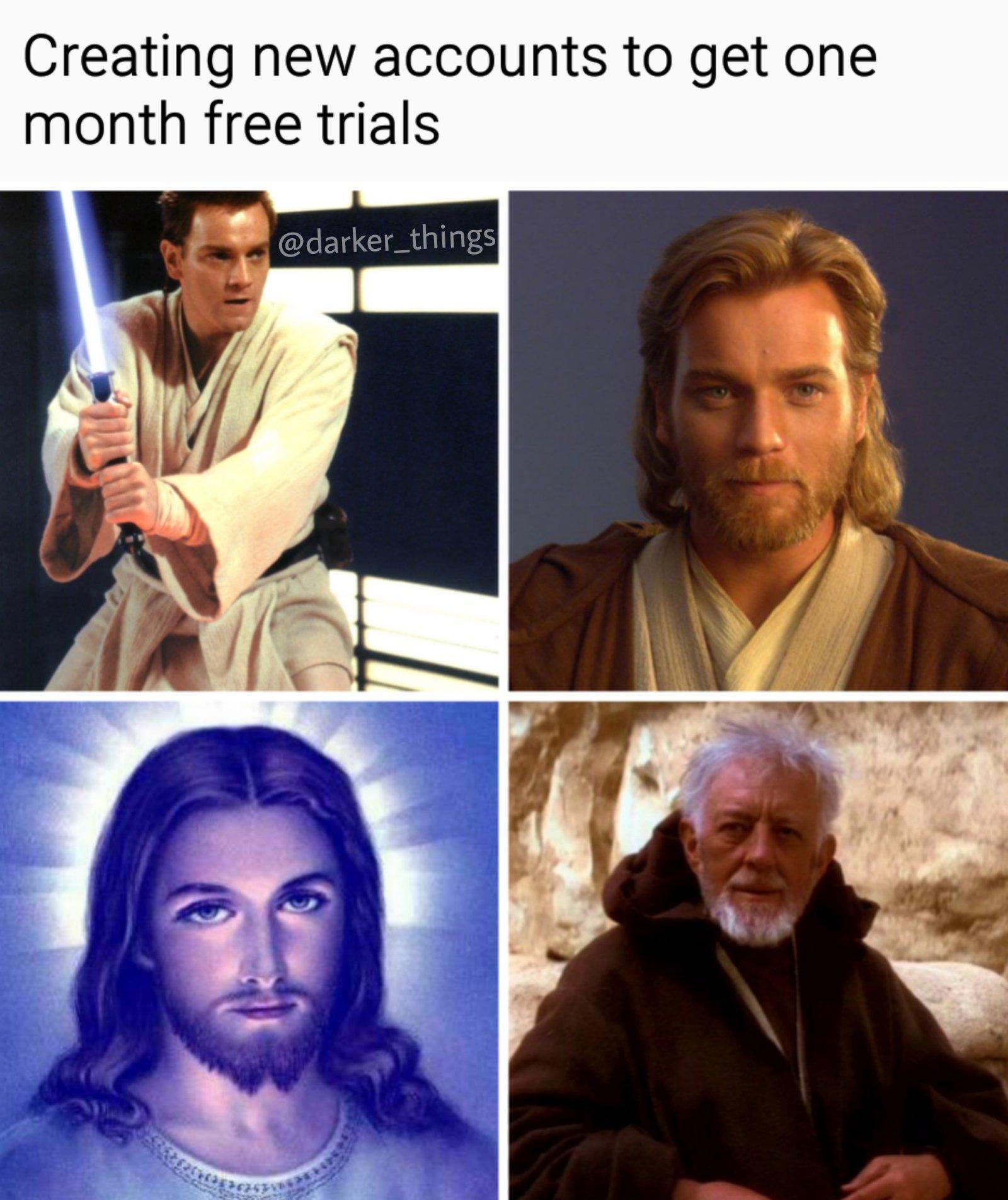 Use the force luke - meme