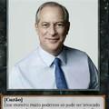 Eu invoco, Ciro Gomes!