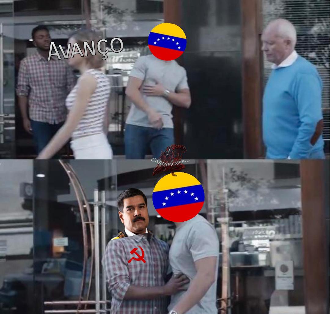 Grande Maduro - meme