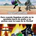 Mala suerte, Link