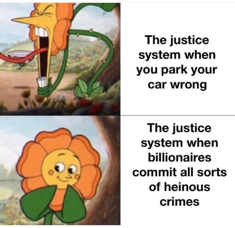 justice system - meme