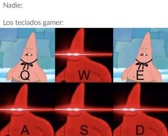 Wasd - meme