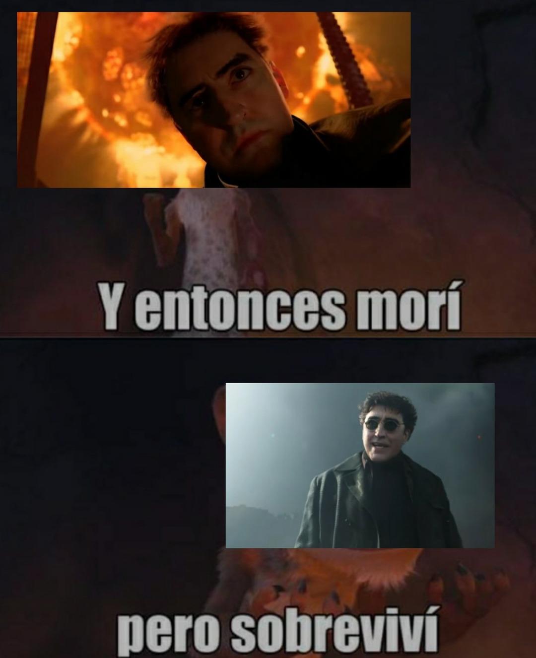 Plantilla perfecta para el meme