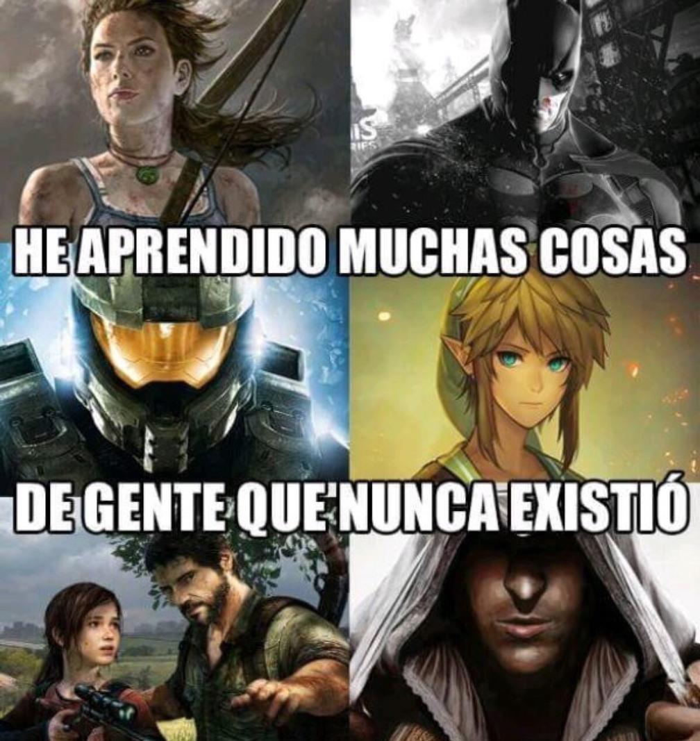 Héroes son héroes - meme