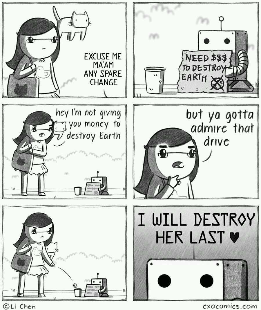 The drive - meme