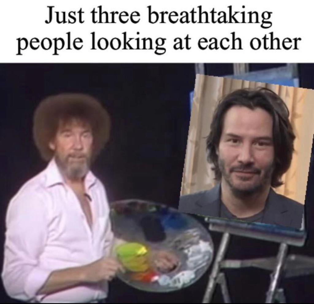 No you're breath taking - meme