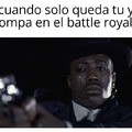 Di no al las amistades en battle royale