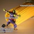 Gracias moderadores