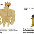 Pokemon rivales antes vs Pokemon rivales ahora