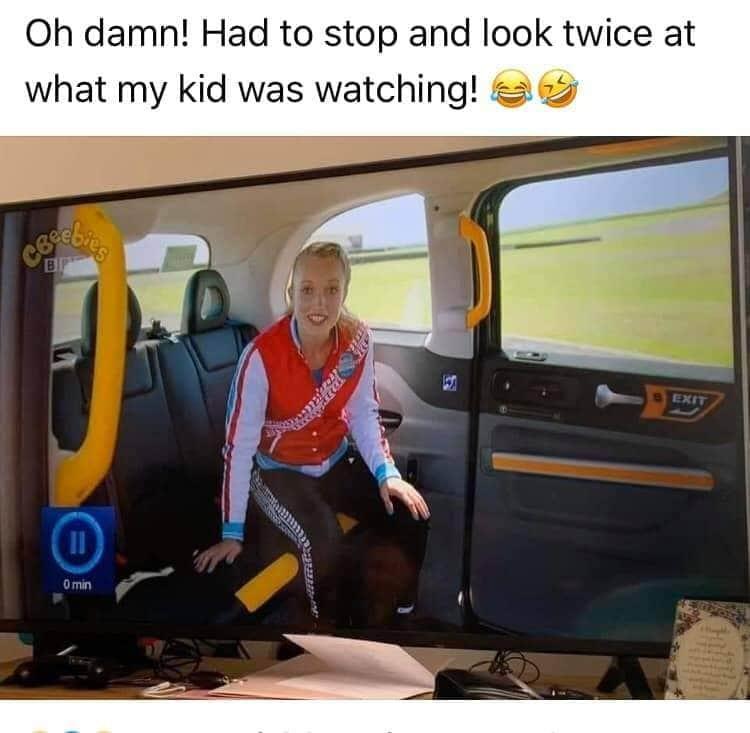 Fake taxi - meme