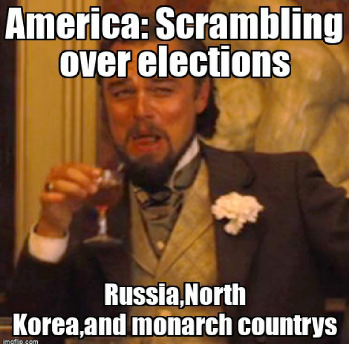 Hello America - meme