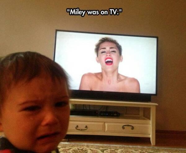 Oh Miley - meme