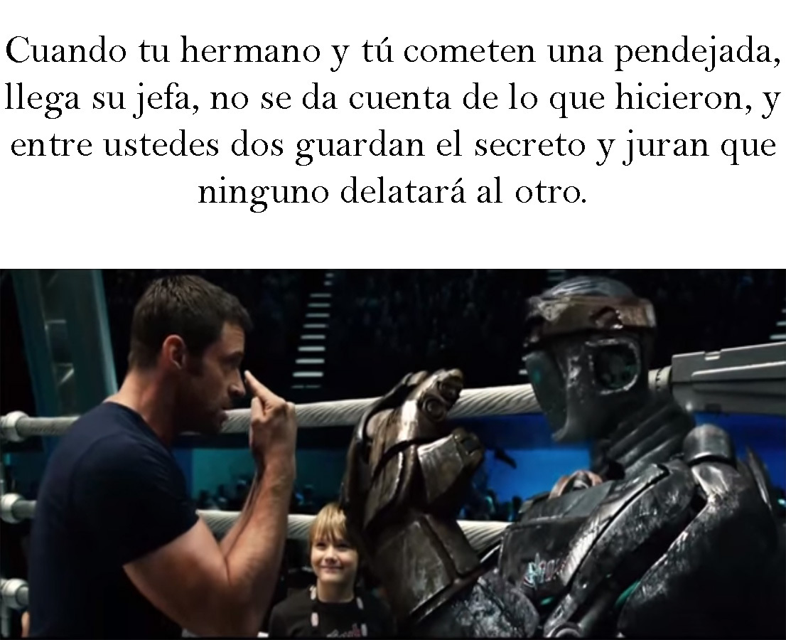 Secreto - meme
