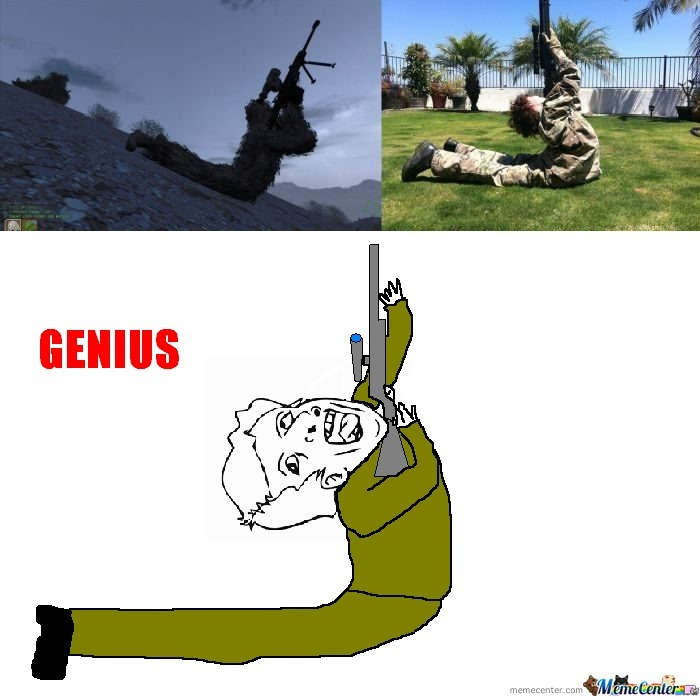 Gênio!5 - meme