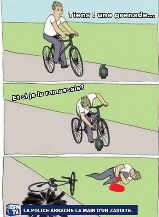 L'actualité - meme